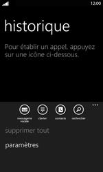 Nokia Lumia 820 LTE - Messagerie vocale - Configuration manuelle - Étape 5