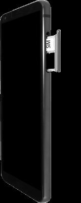 LG G6 - Android Oreo - SIM-Karte - Einlegen - Schritt 6