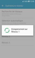 Samsung G389 Galaxy Xcover 3 VE - Réseau - Sélection manuelle du réseau - Étape 9