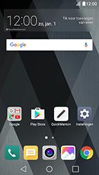 LG K10 (2017) - internet - hoe te internetten - stap 1