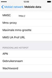 Apple iPhone 4S iOS 9 - MMS - handmatig instellen - Stap 6