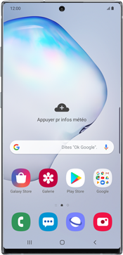 Samsung Galaxy Note10 Plus - Internet - configuration manuelle - Étape 31