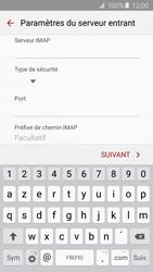 Samsung A310F Galaxy A3 (2016) - E-mail - Configuration manuelle - Étape 10