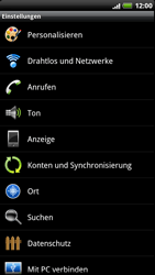 HTC Sensation XE - Internet - Apn-Einstellungen - 4 / 20