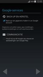 Samsung G850F Galaxy Alpha - Applicaties - Account instellen - Stap 13