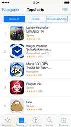 Apple iPhone 5c - Apps - Einrichten des App Stores - Schritt 5