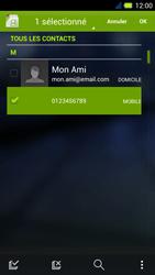 Acer Liquid E3 - MMS - Envoi d