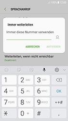 Samsung Galaxy A5 (2017) - Android Oreo - Anrufe - Rufumleitungen setzen und löschen - Schritt 11