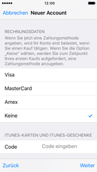 Apple iPhone 5s iOS 9 - Apps - Einrichten des App Stores - Schritt 18