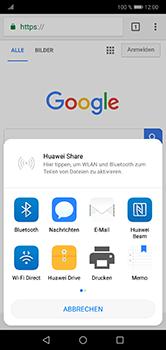 Huawei P20 Lite - Internet und Datenroaming - Verwenden des Internets - Schritt 21