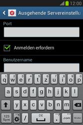 Samsung Galaxy Fame Lite - E-Mail - Manuelle Konfiguration - Schritt 14