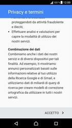 Sony Xperia XA - Applicazioni - Configurazione del negozio applicazioni - Fase 15