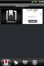 HTC A510e Wildfire S - internet - hoe te internetten - stap 11