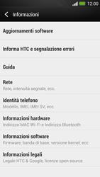 HTC One - Software - Installazione degli aggiornamenti software - Fase 6