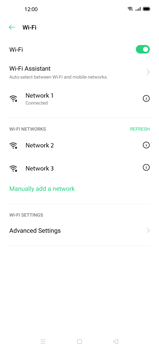 Oppo Find X2 Pro - WiFi - WiFi configuration - Step 8