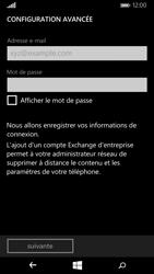 Microsoft Lumia 535 - E-mail - configuration manuelle - Étape 8