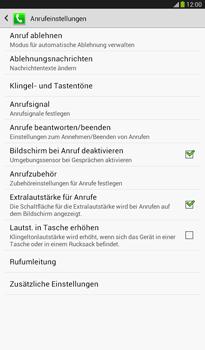 Samsung T211 Galaxy Tab 3 7-0 - Anrufe - Anrufe blockieren - Schritt 7