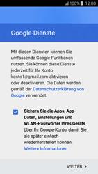 Samsung Galaxy J5 - E-Mail - Konto einrichten (gmail) - 15 / 19