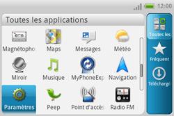 HTC A810e ChaCha - Messagerie vocale - Configuration manuelle - Étape 3