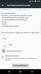 BlackBerry DTEK 50 - Fehlerbehebung - Handy zurücksetzen - 8 / 11