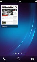 BlackBerry Z10 - Internet and data roaming - Using the Internet - Step 17