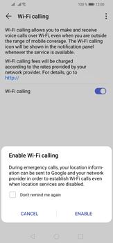 Huawei P30 Lite - WiFi - Enable WiFi Calling - Step 8