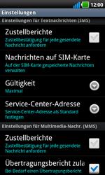 LG P970 Optimus Black - SMS - Manuelle Konfiguration - Schritt 4