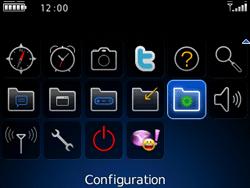 BlackBerry 9300 Curve 3G - E-mail - Configuration manuelle - Étape 3