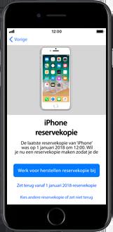 Apple iphone-7-plus-met-ios-13-model-a1784 - Instellingen aanpassen - Hoe gebruik ik de Automatisch inloggen-optie - Stap 18