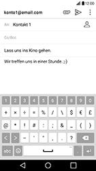 LG G5 SE - E-Mail - E-Mail versenden - 1 / 1