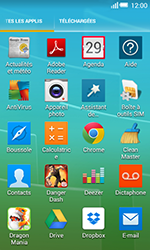 Alcatel OT-5050X Pop S3 - E-mails - Envoyer un e-mail - Étape 3