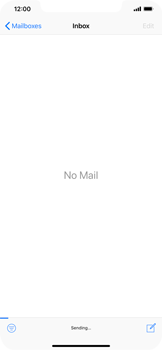 Apple iPhone XR - Email - Sending an email message - Step 15