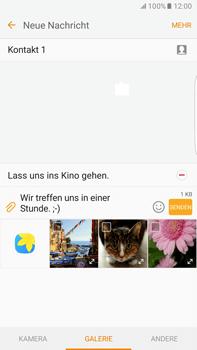 Samsung G928F Galaxy S6 edge+ - Android M - MMS - Erstellen und senden - Schritt 20
