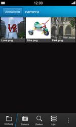 BlackBerry Z10 - MMS - afbeeldingen verzenden - Stap 11