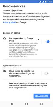 Nokia 7 Plus (Dual SIM) - Applicaties - Account aanmaken - Stap 17