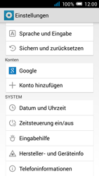 Alcatel Pop C7 - Software - Installieren von Software-Updates - Schritt 4