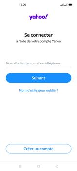 Oppo Reno 4Z - E-mails - Ajouter ou modifier votre compte Yahoo - Étape 8