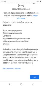 Samsung galaxy-j6-sm-j600fn-ds-android-pie - Instellingen aanpassen - Back-up maken in je account - Stap 10