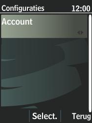 Nokia 301-1 - MMS - Automatisch instellen - Stap 11