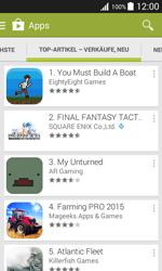 Samsung Galaxy J1 - Apps - Herunterladen - 10 / 20