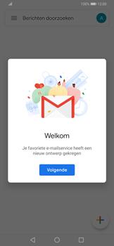 Huawei P Smart Z - E-mail - e-mail instellen (gmail) - Stap 13