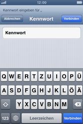 Apple iPhone 3GS - WiFi - WiFi-Konfiguration - Schritt 6