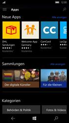 Microsoft Lumia 950 - Apps - Herunterladen - Schritt 10