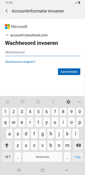 Samsung galaxy-note-8-sm-n950f-android-pie - E-mail - 032c. Email wizard - Outlook - Stap 9