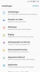Samsung Galaxy A5 (2017) - Android Marshmallow - bluetooth - aanzetten - stap 4