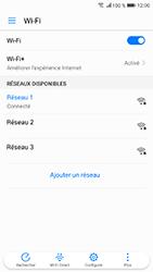 Honor 9 - Internet et connexion - Accéder au réseau Wi-Fi - Étape 7
