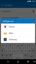 HTC One M9 - MMS - Erstellen und senden - 1 / 1
