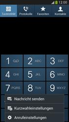 Samsung Galaxy S4 LTE - Anrufe - Rufumleitungen setzen und löschen - 5 / 12