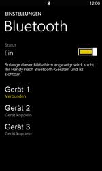 Nokia Lumia 820 LTE - Bluetooth - Geräte koppeln - Schritt 10
