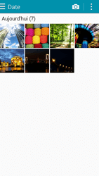Samsung Galaxy A3 (A300FU) - Photos, vidéos, musique - Envoyer une photo via Bluetooth - Étape 5